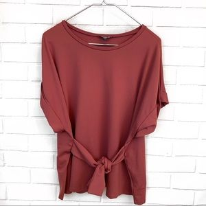 Express • Rustic Pullover Blouse